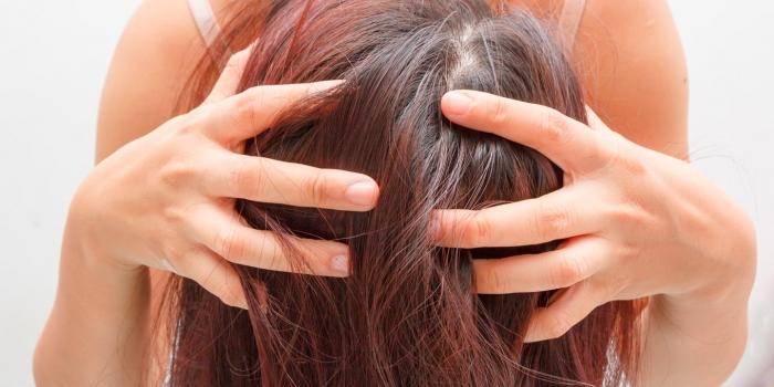 Il cuoio capelluto sensibile